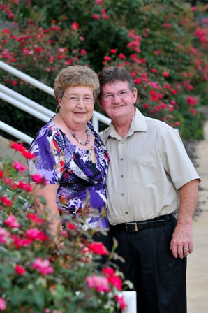 Carol and Jim Williams